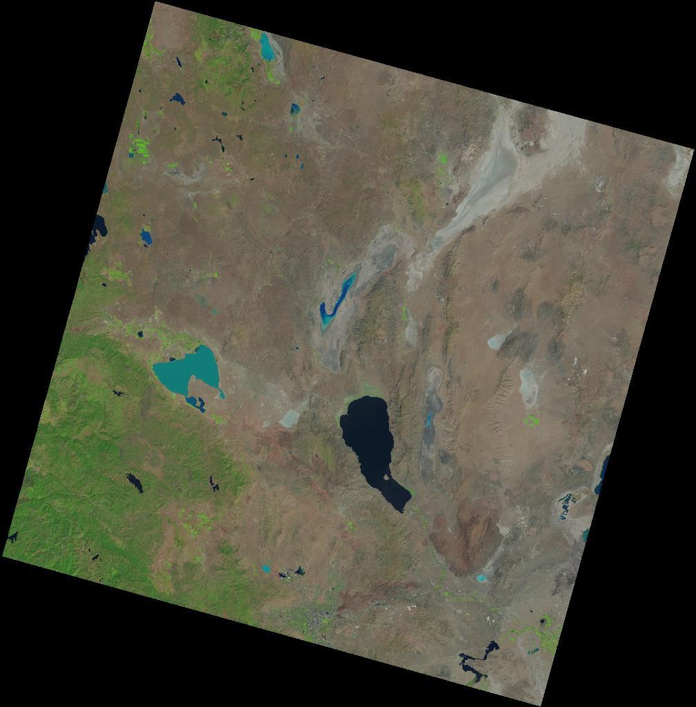 LandsatLook Natural Color Preview Image