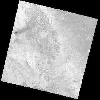 LandsatLook Thermal Preview Image